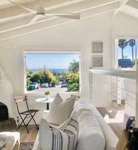 Photo for New! Prime Laguna Village location, Ocean View, Modern Coastal Cottage Studio