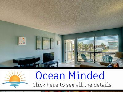 """Photo for No cleaning fee!! Get """"Ocean Minded"""" in Port Aransas"""