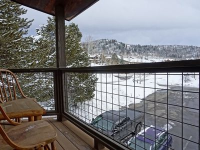 Photo for New Listing: 2 Bedrooms + Loft with Balcony, Great Views, Affordable Rates & Hot Tub