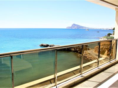 Photo for 2BR Apartment Vacation Rental in Altea, Comunidad Valenciana