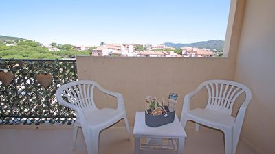 Photo for Apartment T4 - 6 people - WiFi - Open view - Sainte Maxime