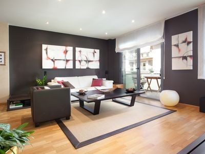 Photo for AMAZING BOUTIQUE APARTMENT. HIGH STANDARD DESIGN VERY CENTRALY LOCATED!