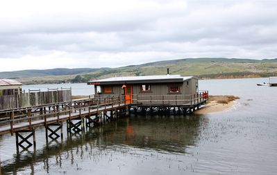 Sea Star Cottage on Tomales Bay