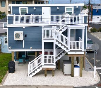 Photo for Newly Renovated & Raised Cottage 250 Steps To The Beach Walk To Everything!