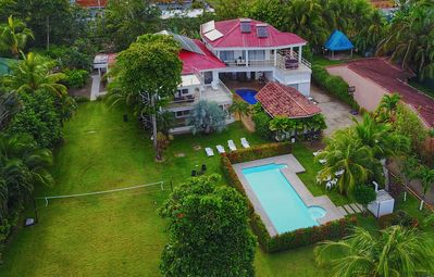 Photo for 14 Bedroom Jaco Beach Front Estate home - This place is Incredible!
