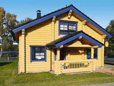 Photo for holiday home Amarelo am Dümmer See, Dümmer  in Schweriner Seenplatte - 5 persons, 2 bedrooms