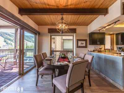 Photo for SKI-IN/SKI-OUT- Newly Renovated & Walking Distance to Ski Resort, Shops & More!