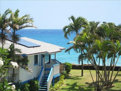 Stunning location on Brenneckes Beach!    Best location in Poipu!
