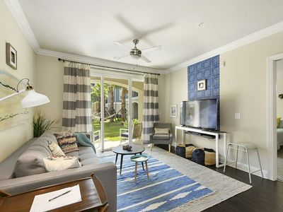 Photo for Tropical 2BR w/ Pool Near Universal + Disney