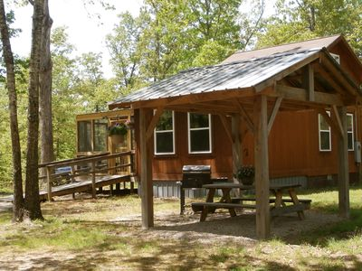 Welcome To Our Cozy And Private Ozark Mountains Cottage.