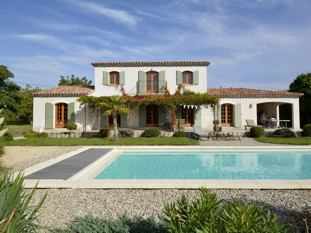 Bastide De Bonheur, Luxury Villa, 15mx5m Heated Pool, Views Of Mont Ventoux