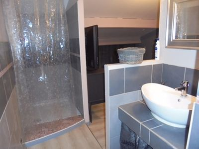 Photo for Very nice apartment located in pretty little village of Provence