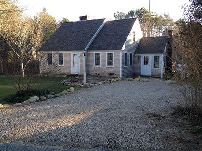 Photo for Perfect 2000 Sq/ft Cape On Dead-end St, 5 Min To Beach & Nickerson & Rail-trail