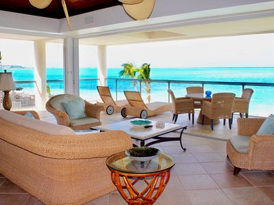 Photo for DEVELOPERS PH - GORGEOUS GRACE BAY VIEWS AND BEST SNORKELLING