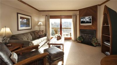Photo for WREN 203 WPM: 1 BR / 1 BA 1 bedroom effic. in Blowing Rock, Sleeps 4