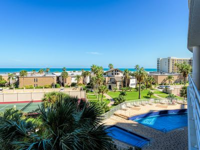 Photo for Large Townhome Style Condo in Beachfront Resort with All the Amenities!