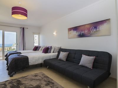 Photo for Cosy apartment for 3 guests with WIFI, A/C, TV and parking