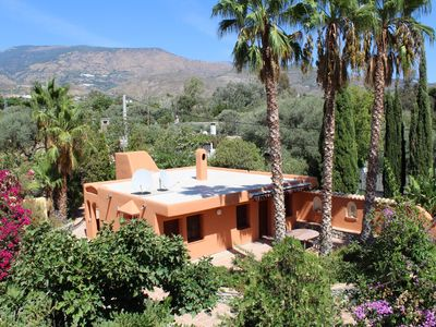 Photo for Alcazaba - self-catering house with 2 double bedrooms, shower room and terrace