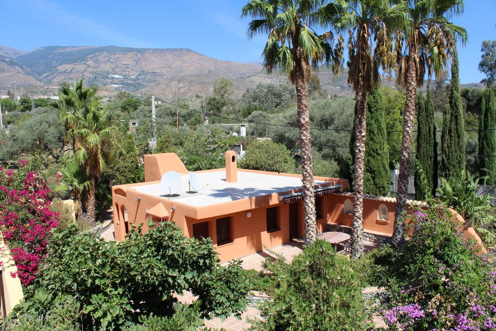 Alcazaba - self-catering house with 2 double bedrooms, shower room and  terrace - Órgiva