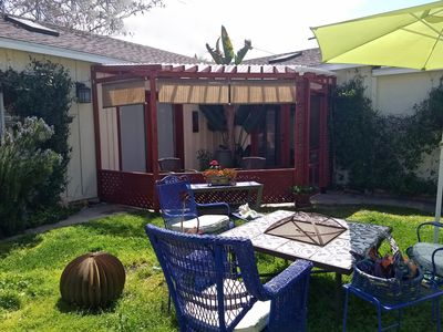 Photo for Cozy studio, central location, relaxing retreat. Toluca Lake, Burbank adjacent.