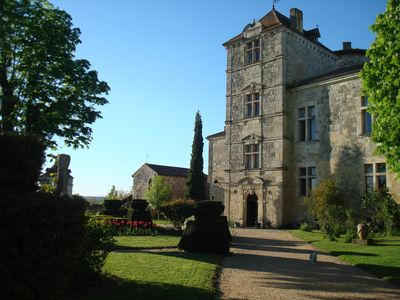 Photo for A memorable, romantic experience at the Château du Fréchou and its Gardens