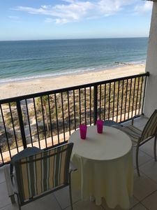 PRIVATE 6th FLOOR BALCONY . DIRECT OCEAN FRONT