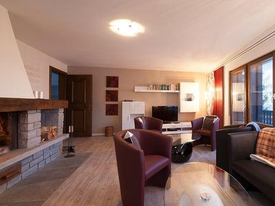 Photo for Holiday apartment Scuol for 6 - 8 persons with 3 bedrooms - Holiday apartment