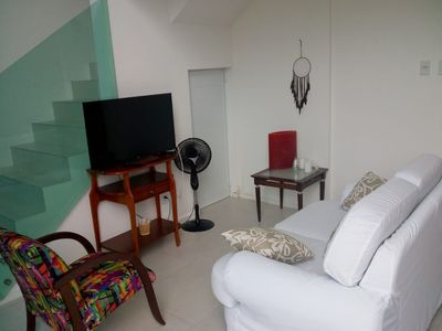 Photo for Miracles house with 3 suites, swimming pool, gym, condominium Morada do Toque
