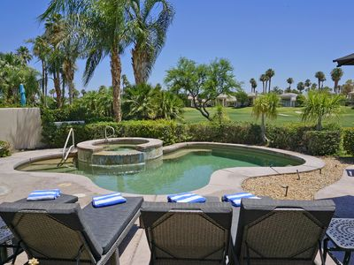 Photo for Gorgeous private POOL Home on 2nd Hole of Palmer