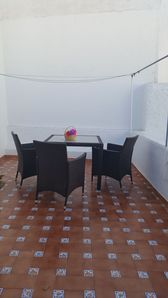Photo for Air-Conditioned Apartment in Historic Centre Close to Beach with Terrace & Wi-Fi