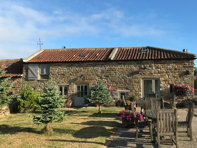 Photo for SWALLOW COTTAGE, pet friendly in Staintondale, Ref 1196