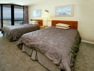 Photo for Myrtle Beach Condo w/Beautiful Northern Views Down Coast sleeps 4 (up to 12)
