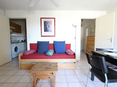 Photo for 1BR Apartment Vacation Rental in Hérault, Languedoc-Roussillon