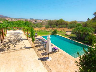 Photo for Finca Es Garrigó: Absolute peace in beautiful nature with a lot of comfort