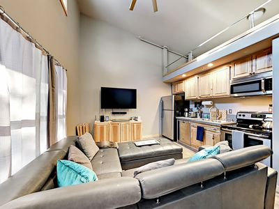 Living Area - Welcome to Vail! Your rental is professionally managed by TurnKey Vacation Rentals.