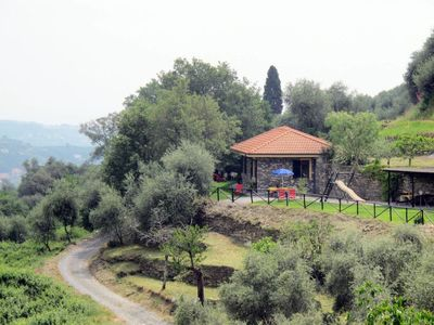 Photo for Vacation home Agriturismo Borgata Vallone (DOL302) in Dolcedo - 4 persons, 1 bedrooms