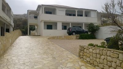 Photo for 2BR Apartment Vacation Rental in Pag, Kvarner Bucht