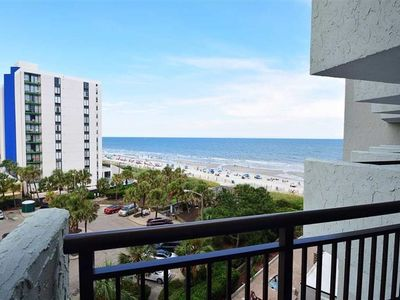 Photo for Ocean View One Bedroom Condo~BlueWater 615