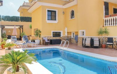 Photo for 4 bedroom accommodation in Algorfa