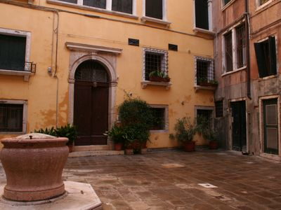 Photo for Luxury Apartment 80 Meters from Piazza San Marco - Venezia
