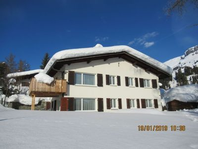 Photo for Apartment Casa Mirella in Flims - 5 persons, 3 bedrooms