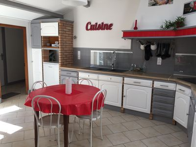 Photo for Holiday house on Oléron, quiet, 15 minutes walk from La Cotinière