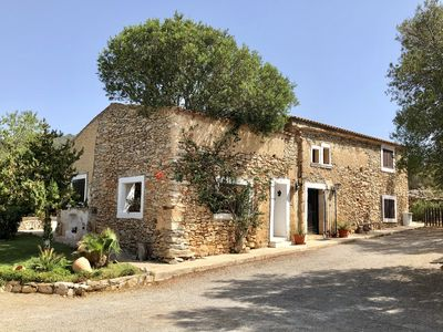 Photo for Cozy finca for 6 (+ 1) people in Es Carritxo / near Cala d'Or