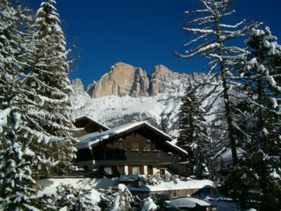 Photo for Little apartment in the heart of Dolomites
