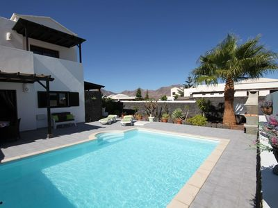 Photo for Casa Hibiscus - Beautiful Private Villa with Heated Pool and Panoramic Views