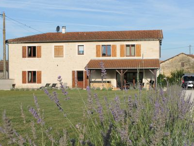 Photo for Magnificently Converted Barn Situated In Saint Claud, Charente, France