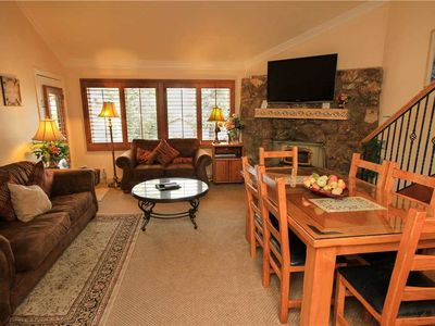 Photo for Mountainback Condo #44 a 2 bedroom with loft, 3 full bathrooms