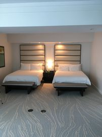 Remodeled!!! Fontainebleau Sorrento Jr  Suite 860 Sq Ft 2 Queen beds w  Sofabed