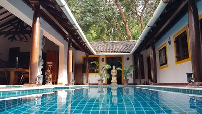 Little Siolim Portuguese Pool Villa
