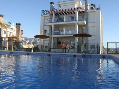 Photo for Exclusive 3 bedrom apartment 100 meters from the beach in beautiful Denia